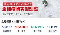 重庆市11日、国内、全球新冠肺炎疫情最新实时动态更新